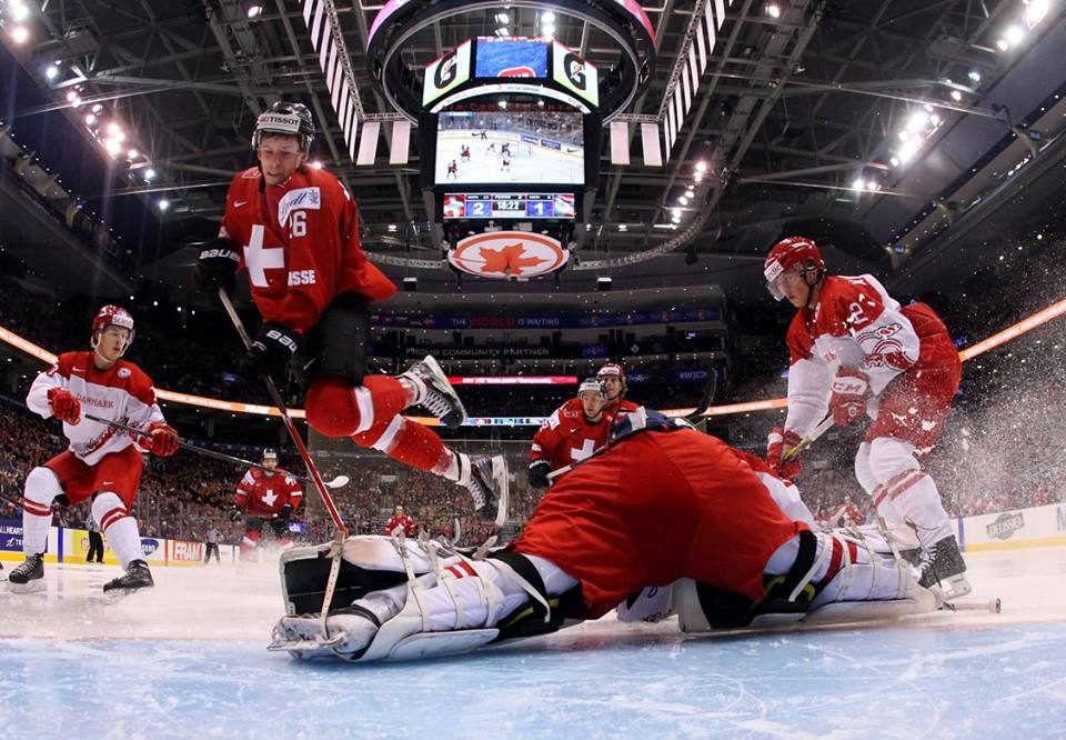 """The IIHF U20 World Junior Championships begin today in Toronto ON and Montreal QC, Canada. Can-Ice is the """"Official Supplier"""" of synthetic ice to Hockey Canada. Can-Ice wishes Team Canada, and all teams participating, good luck in this year's tournament."""