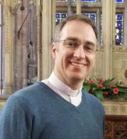 Rev Canon Dr Neal Barnes,Vicar