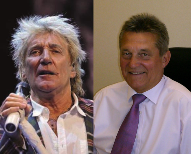 Rod Stewart / David Kilburn