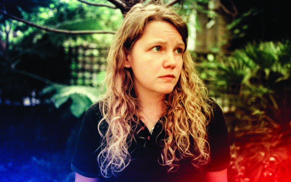Kate Tempest-shot by Eddie Otchere