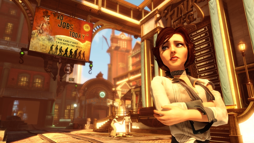 BIOSHOCK INFINITE - Audio Direction & Sound Design