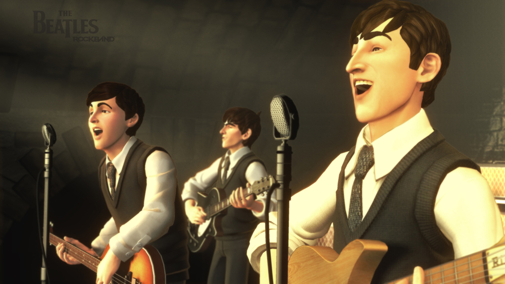 THE BEATLES: ROCK BAND - Audio Direction & Sound Design