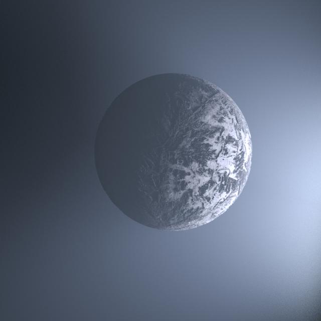 ISF & Wind On Alien Moons