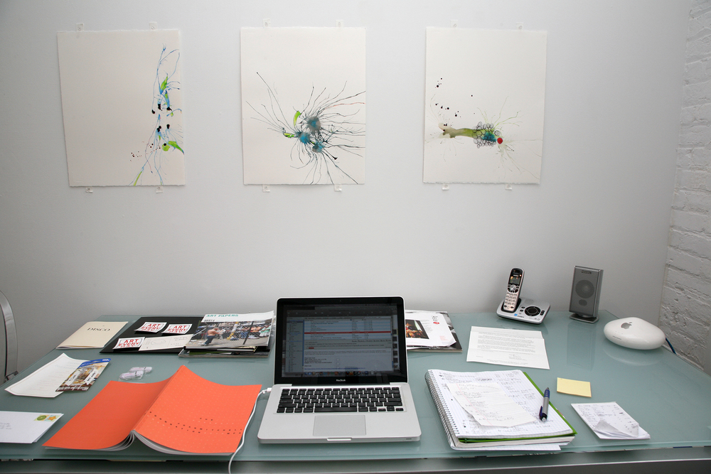 Andrea Pollan, Curators Office