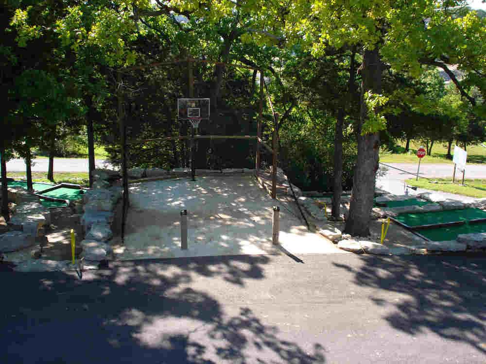 Basketball Area