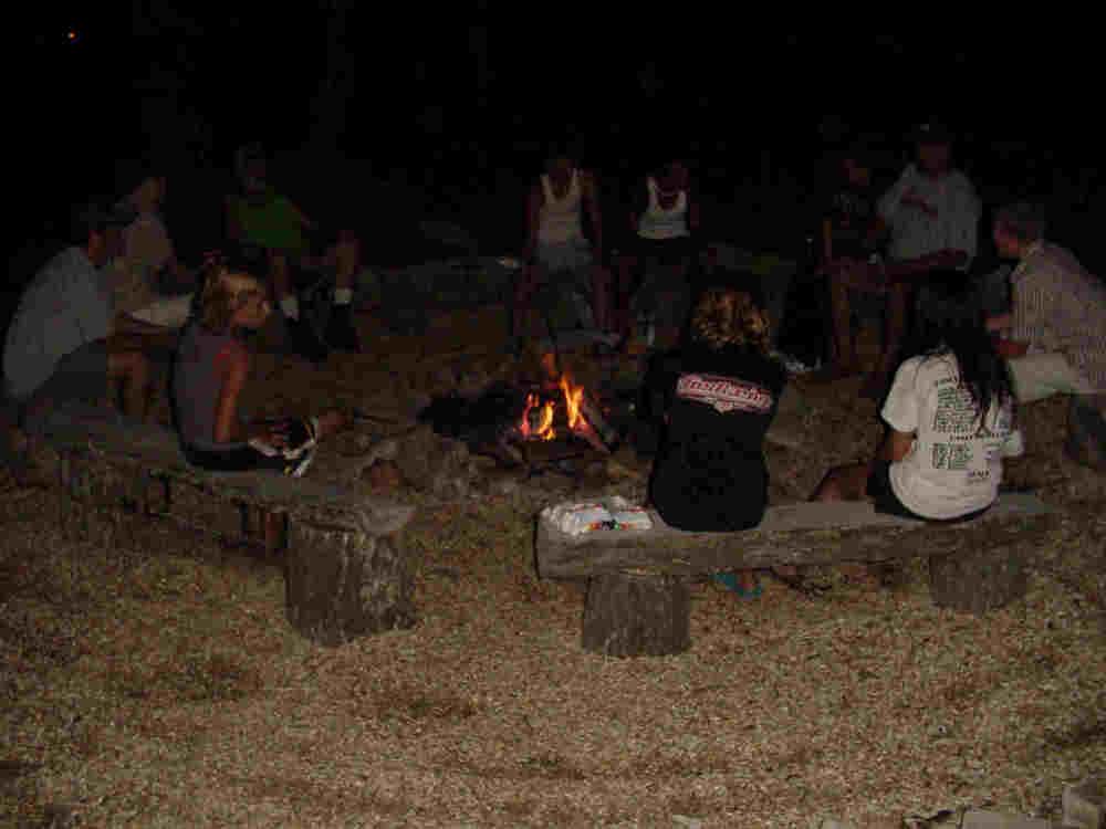 Camp Fire Area
