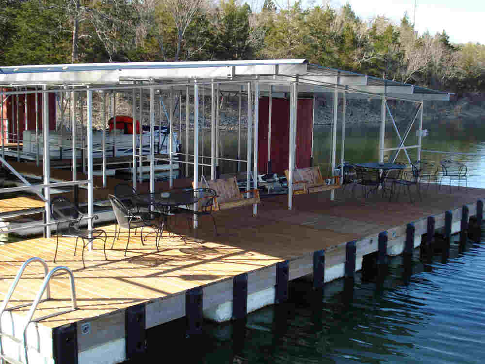 Large Swim Platform
