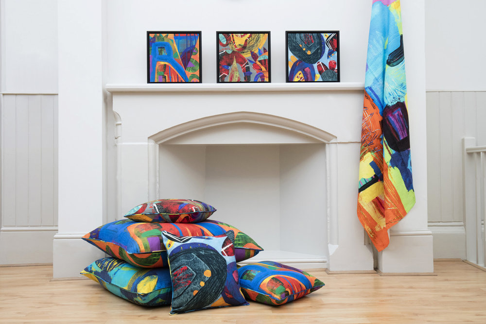 SO KLARA framed wall art and home decor