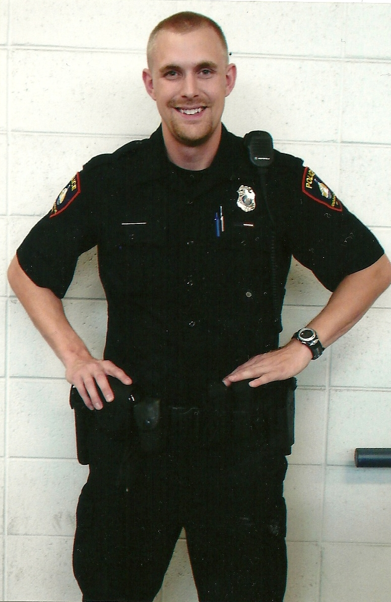 Craig working for Fond du Lac P.D. in 2009.