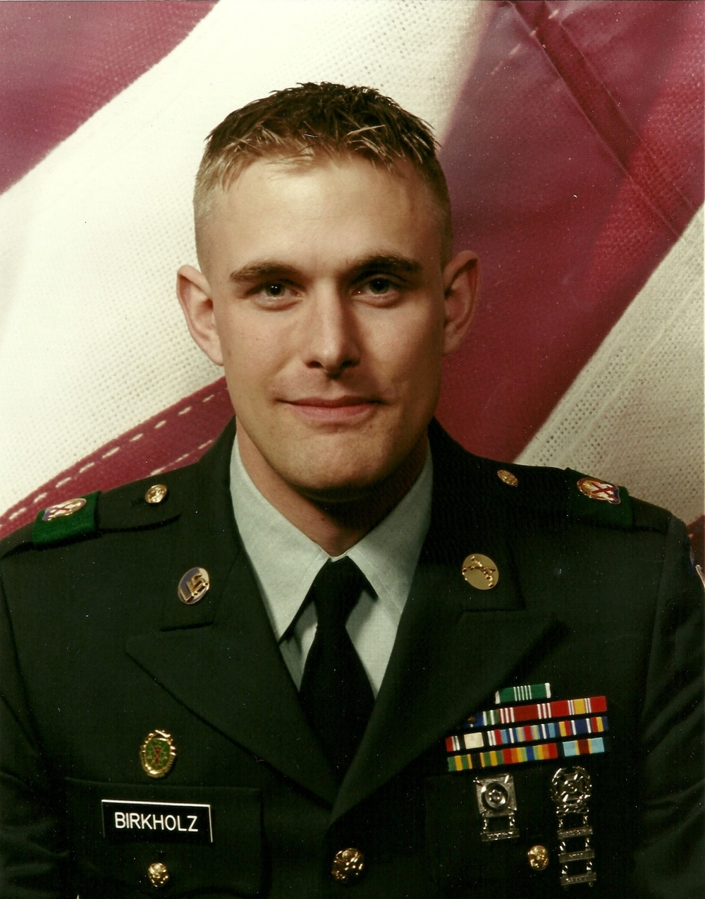 Sgt. Birkholz May 2005,  511th Military Police, 10th Mountain Division, Fort Drum, N.Y.