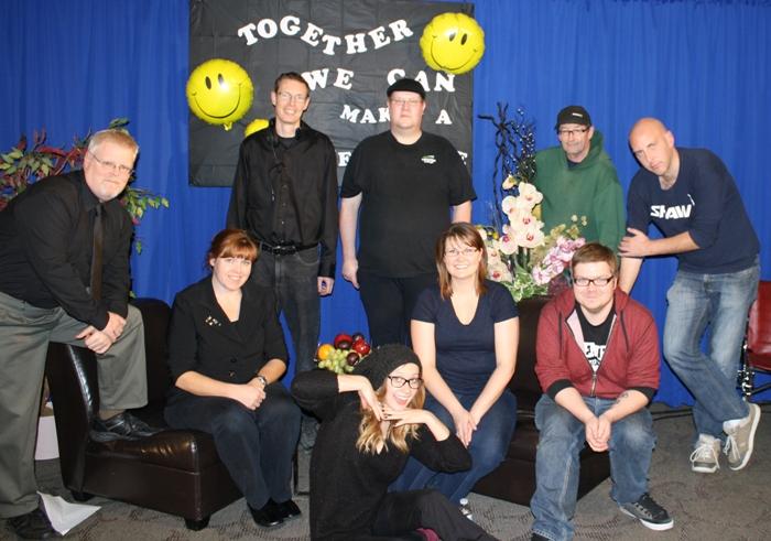 Shaw TV Crew Telethon 2013
