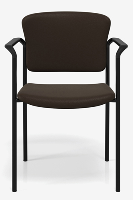 Snowball 2 offers a unique fully upholstered back shape with enhanced contours for superior comfort. Perfect for your meeting room, conference room, waiting room, cafeteria, lounge, office....