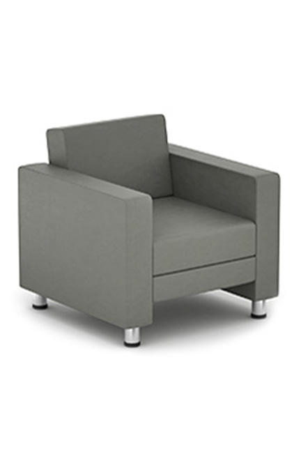 Tribute Series lounge seating is GREENGUARD Indoor Air Quality Certified for a healthier environment, and meets the requirements for low-emitting materials LEED credit 4.5.