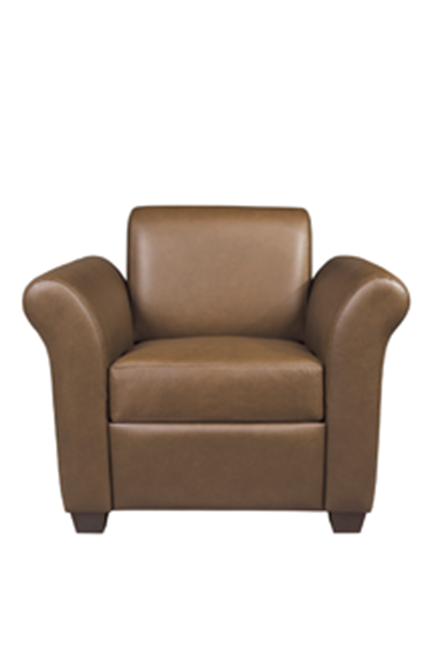 Flair Series lounge seating is GREENGUARD Indoor Air Quality Certified for a healthier environment, and meets the requirements for low-emitting materials LEED credit 4.5.