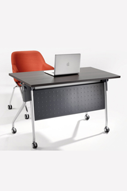 Versatility on demand. A versatile design that seamlessly integrates with Boss Design's Skoot and Mars seating