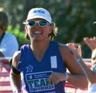 Angie F., Geared Up Triathlon Team, USAT Level II Coach