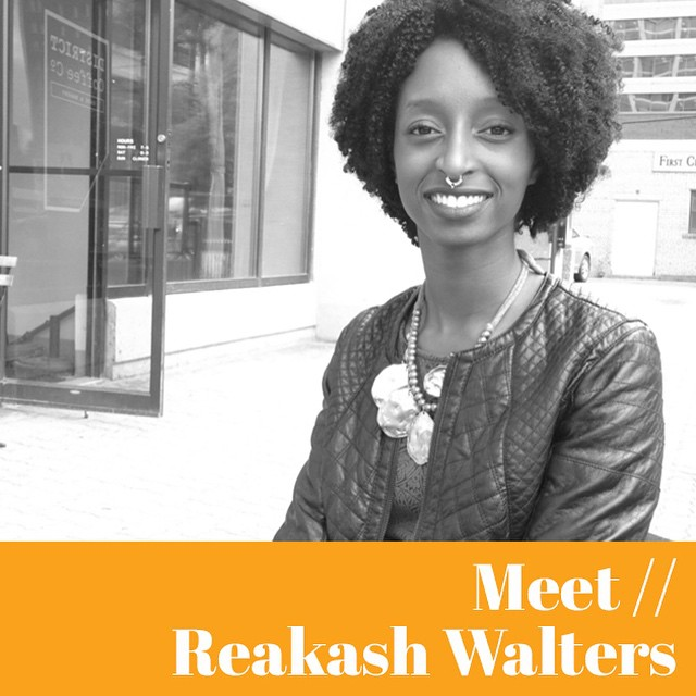 Sunday read// Reakash Walters is a doer. Politics, poetry, communicator, community leader. Her story, told by @keyscommunication, can be found at the noteworthy.ca/blog #yeg