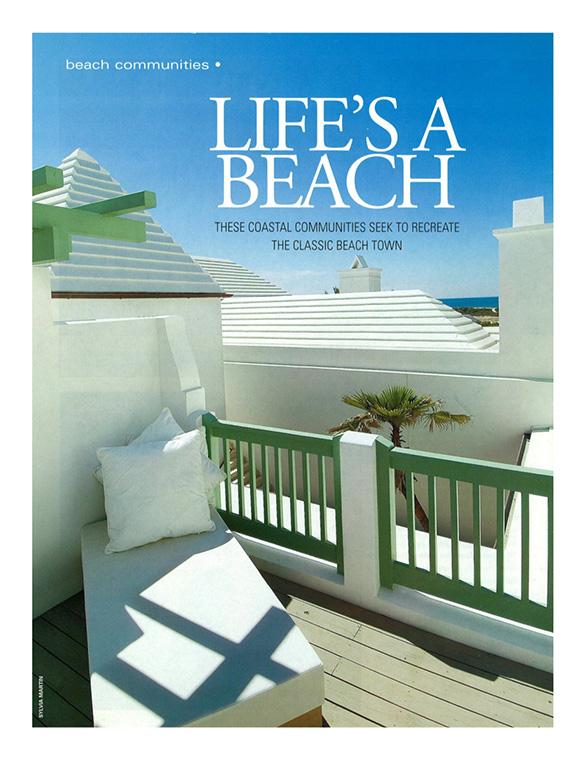 """""""Alys Beach"""" Life's A Beach 2006"""