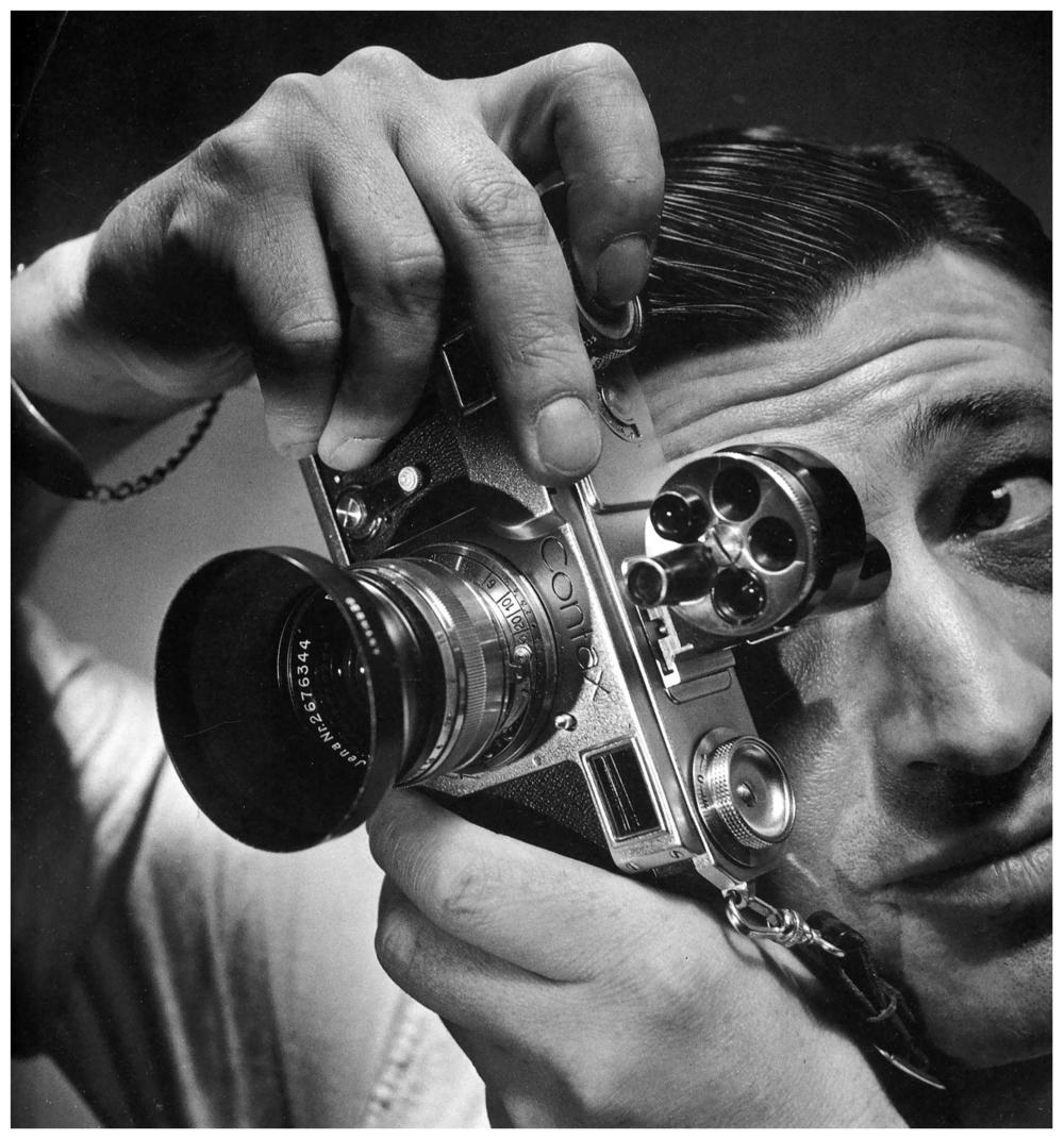 Andreas Feininger Contax