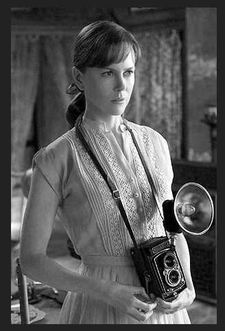 Nicole Kidman - An Imaginary Portrait of Diane Arbus