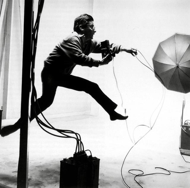 Richard Avedon by Jacques-Henri Lartigue 1966