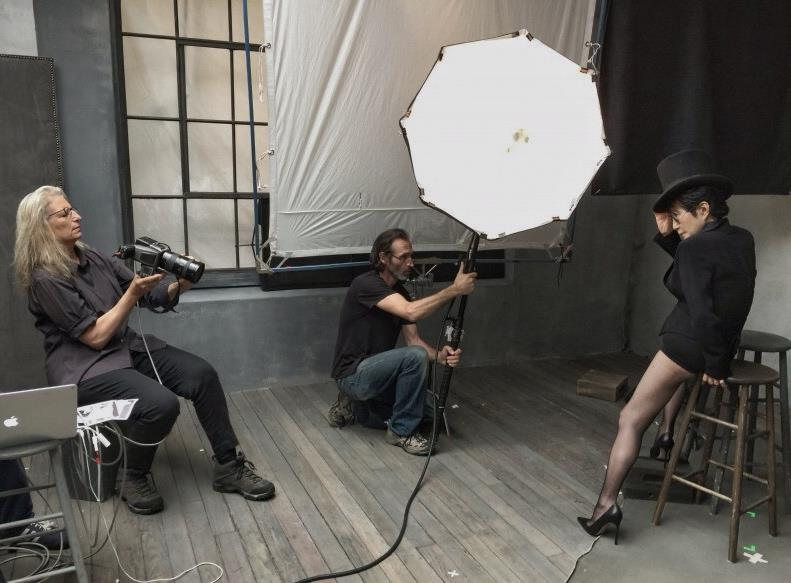 Annie Leibovitz for Pirelli calendar 2016