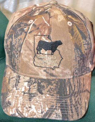 Camouflage Georgia Cattlemen s Hat Solid Back — Georgia Cattlemen s Online  Store eba9d4291da
