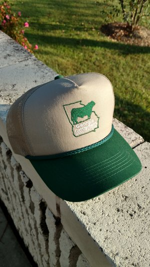 timeless design 54c69 9bc53 GCA Hat Tan Green Mesh.jpg