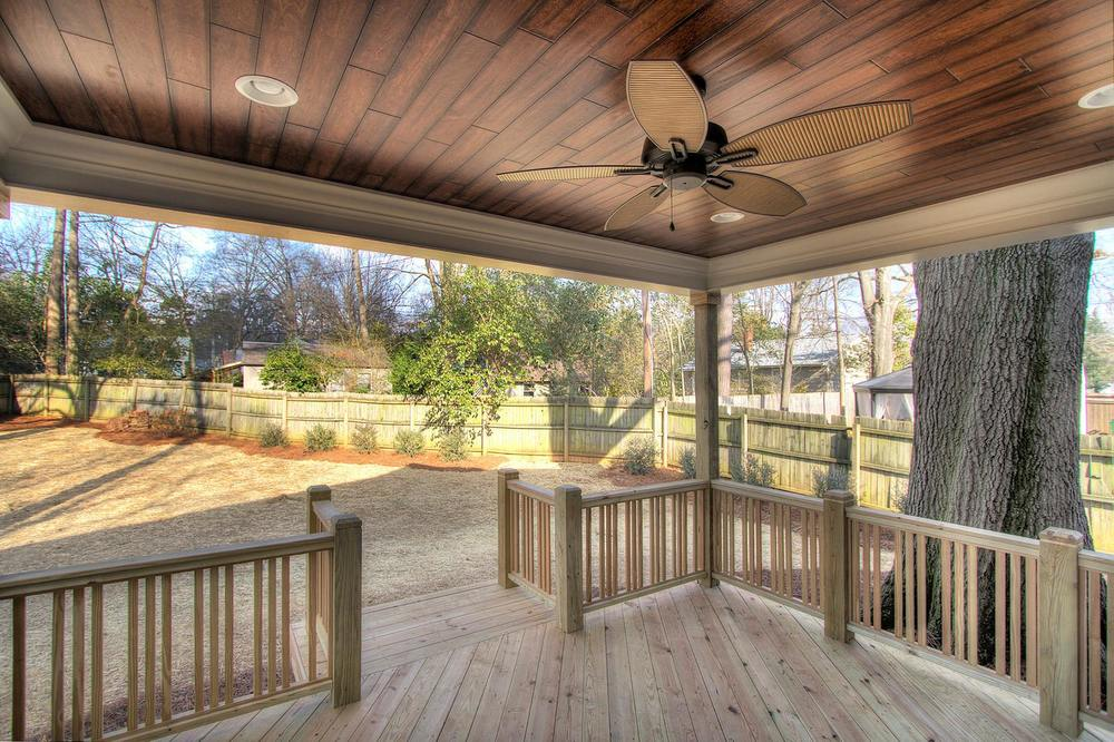 Wood Porch Ceiling - Carolina Craftsman Builders.jpg