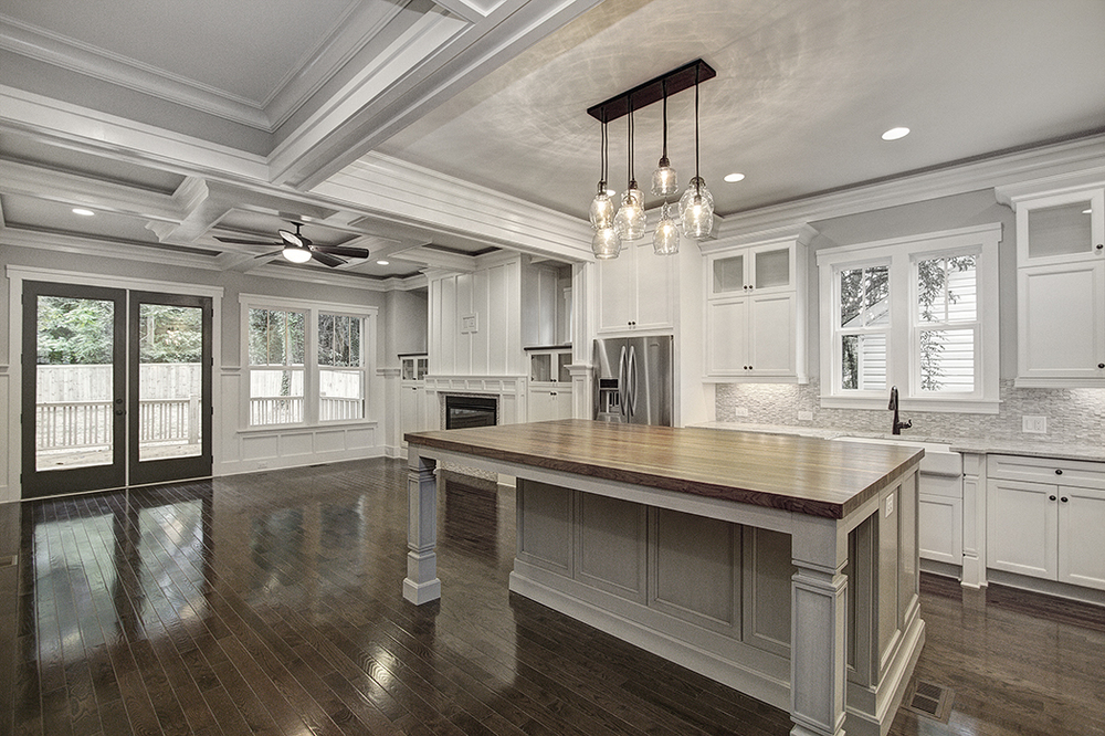 Custom Kitchen Design In Charlotte, NC   Carolina Craftsman Builders