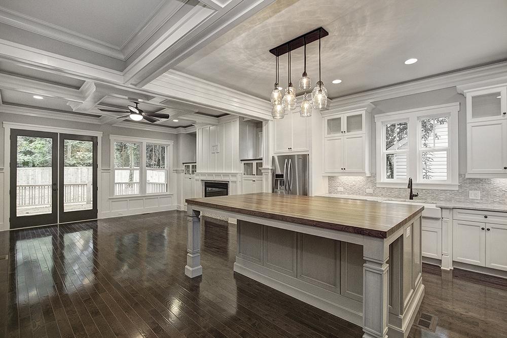 Custom Kitchen Design In Charlotte NC Carolina Craftsman Builders Jpg Relax  And Gather.