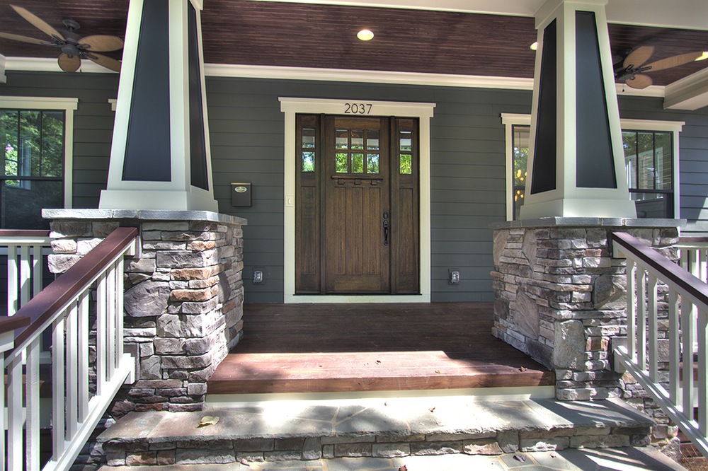 Mahogany Front Door - Custom Builder in Charlotte, NC.jpg