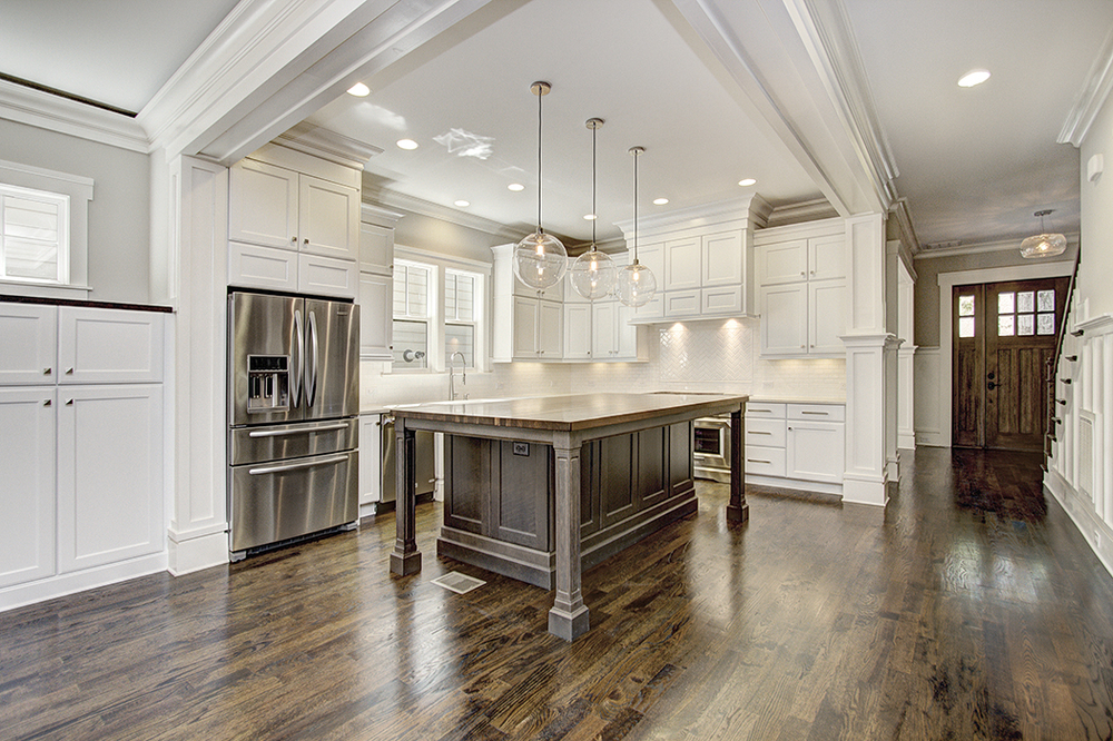 A chef 39 s delight carolina craftsman builders for Custom house charlotte