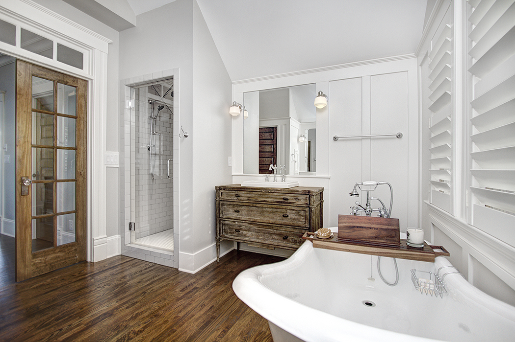 Refreshing Luxury — Carolina Craftsman Builders