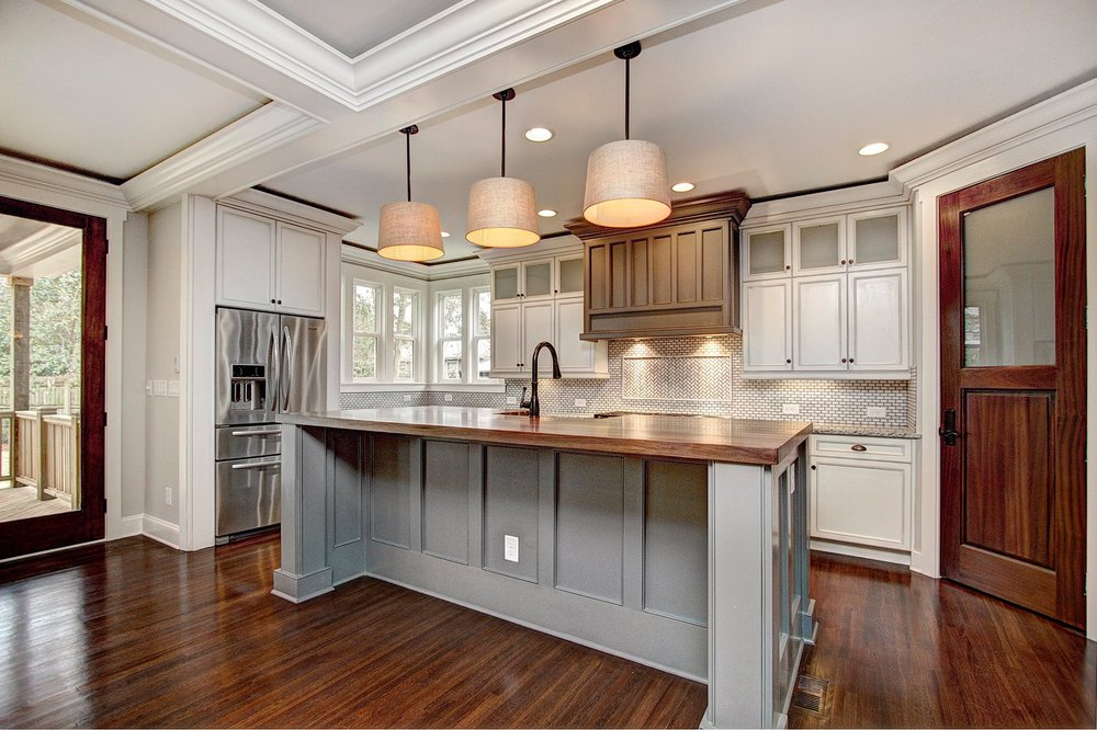 Craftsmen Kitchen Designs