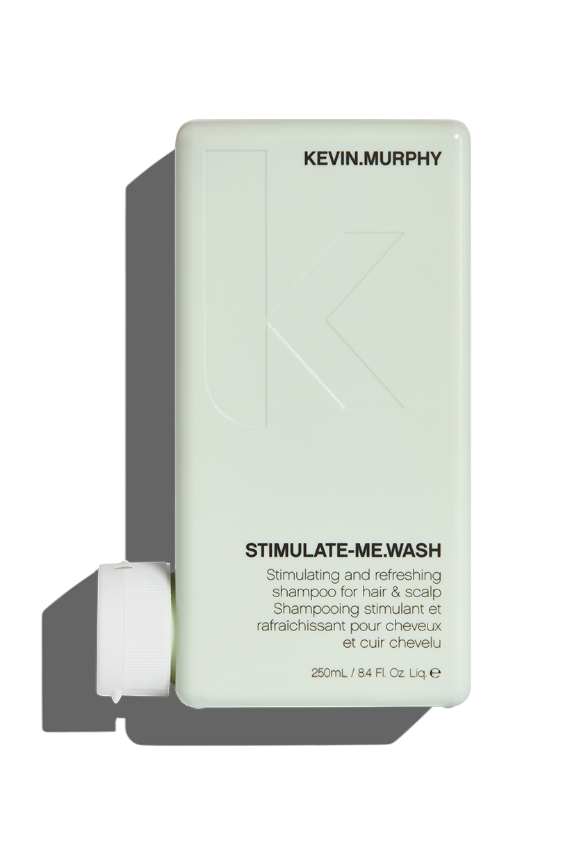 An invigorating daily shampoo for men, bursting with revitalising freshness. Created with a stimulating blend of Camphor Crystals, Bergamot and Black Pepper,  STIMULATE-ME.WASH  enlivens the senses, as it awakens and clarifies the hair and scalp.