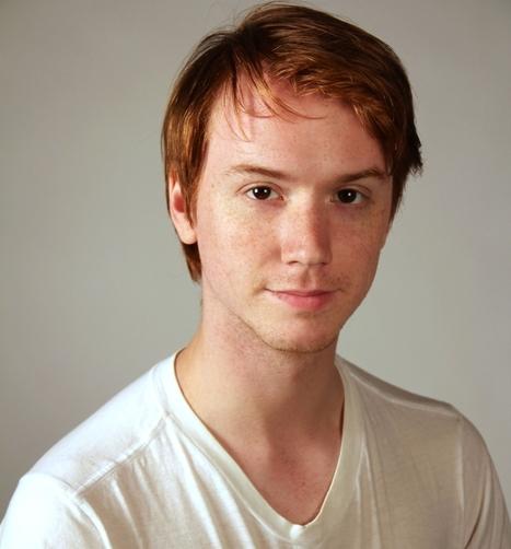 Colin Hinckley is Jake!
