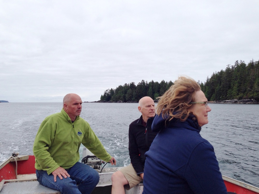 scouting for whales. seriously.