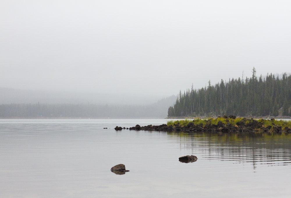 Elk Lake.