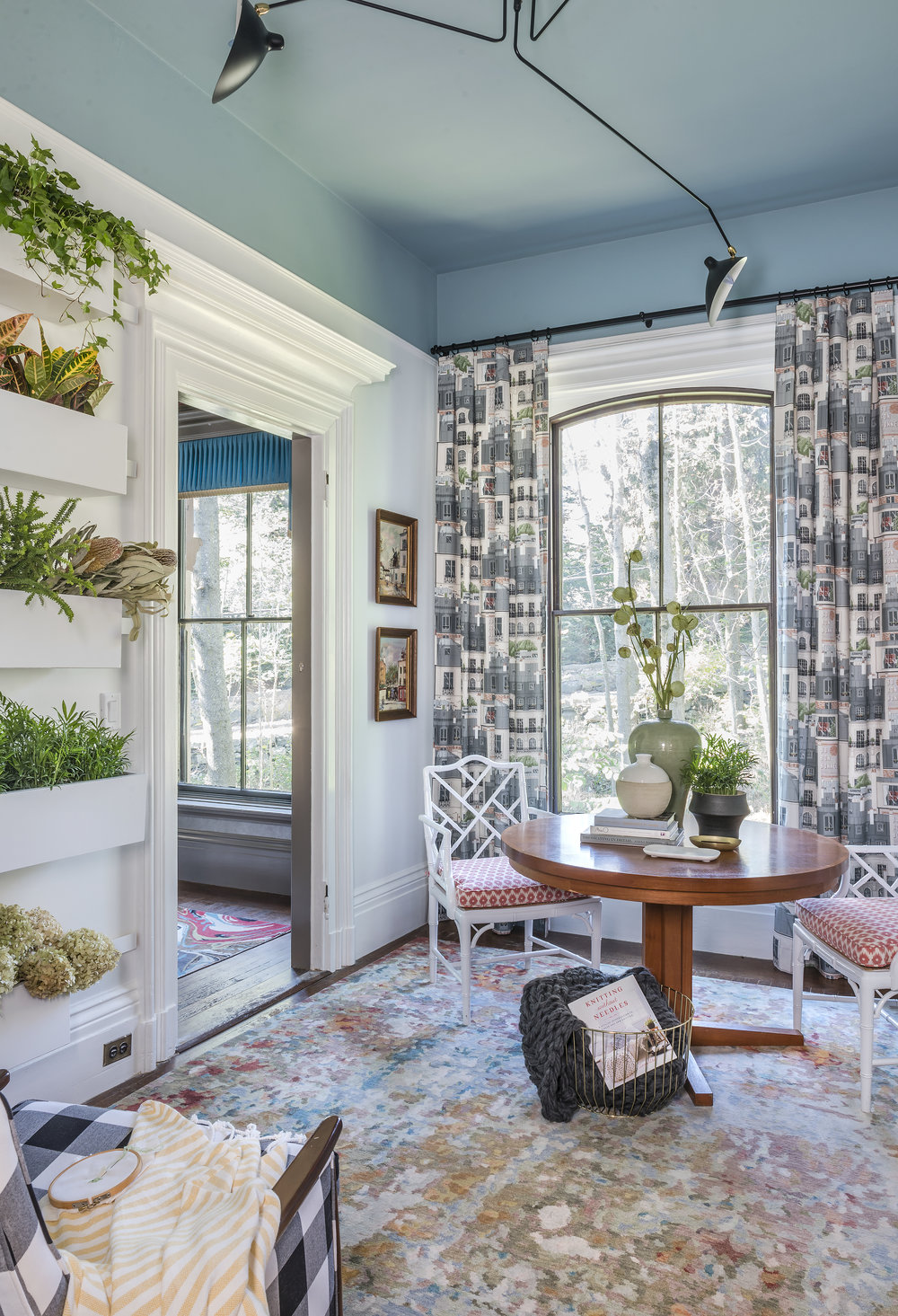 2017 Junior League of Boston Showhouse