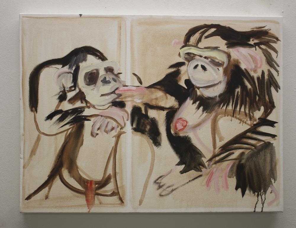 Chimps (Animal Perverts)