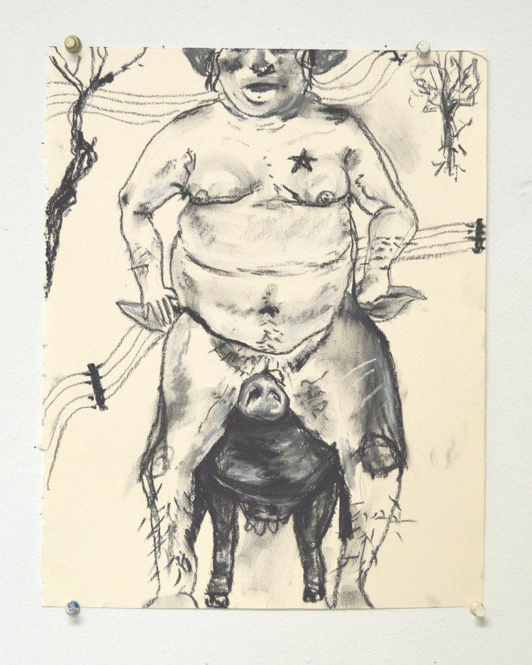 Cowgirl 11 (Hog Hide)
