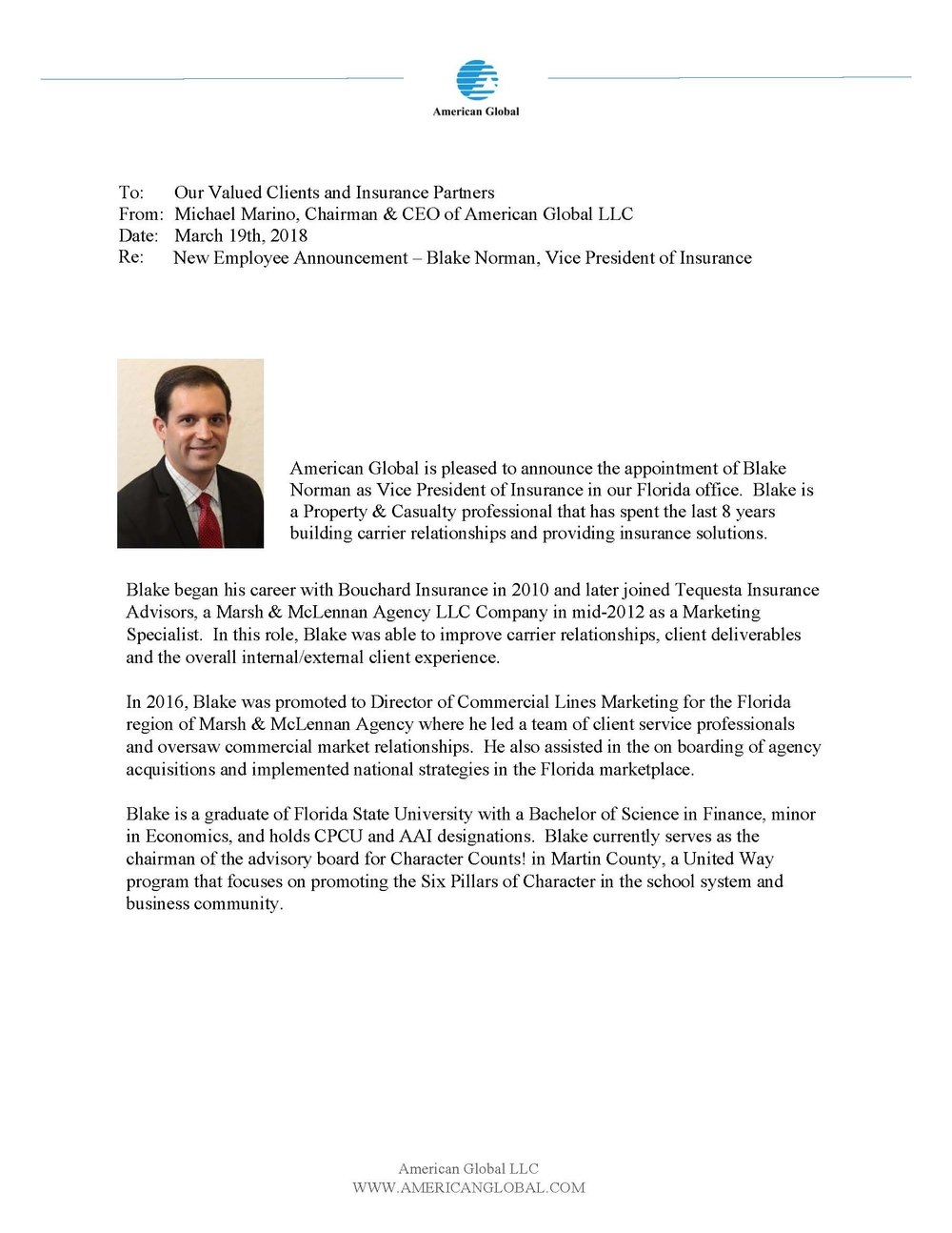 American Global New Employee Announcement -Blake Norman.jpg