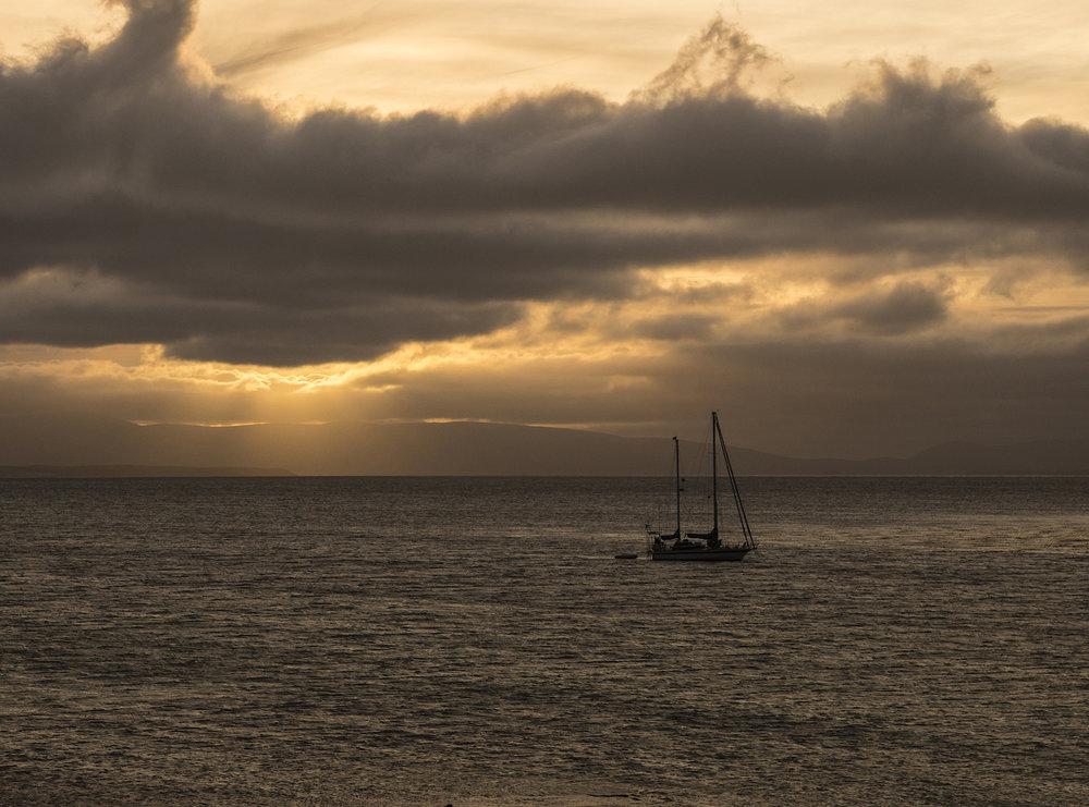 Cruising in the South Atlantic 2