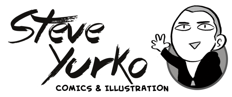 Steve Yurko - Comics & Illustration