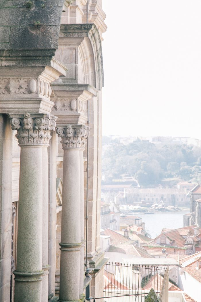 Porto, Portugal Source:http://www.entouriste.com/porto-portugal/corinthian-columns-in-porto-portugal/