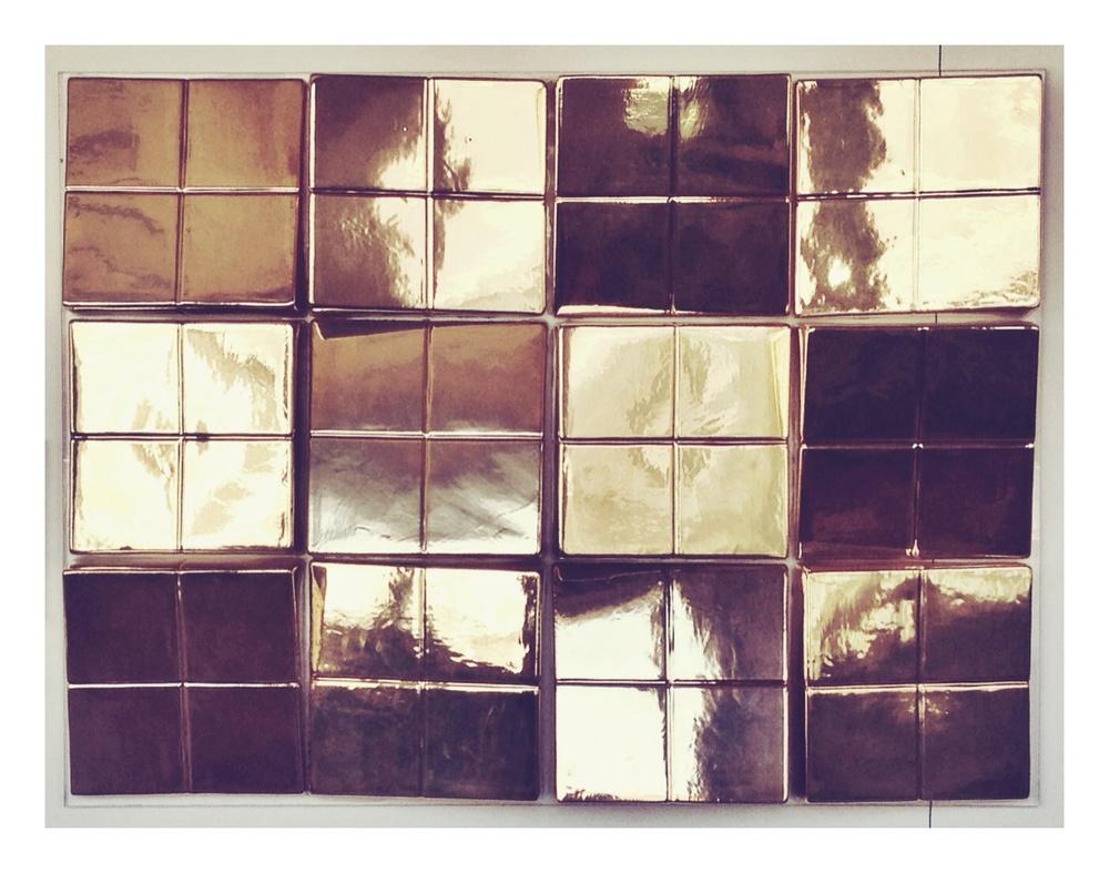 Bling tile