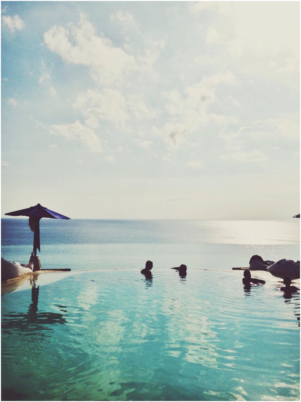 El Cabron Cliff Club, Bali, Indonesia