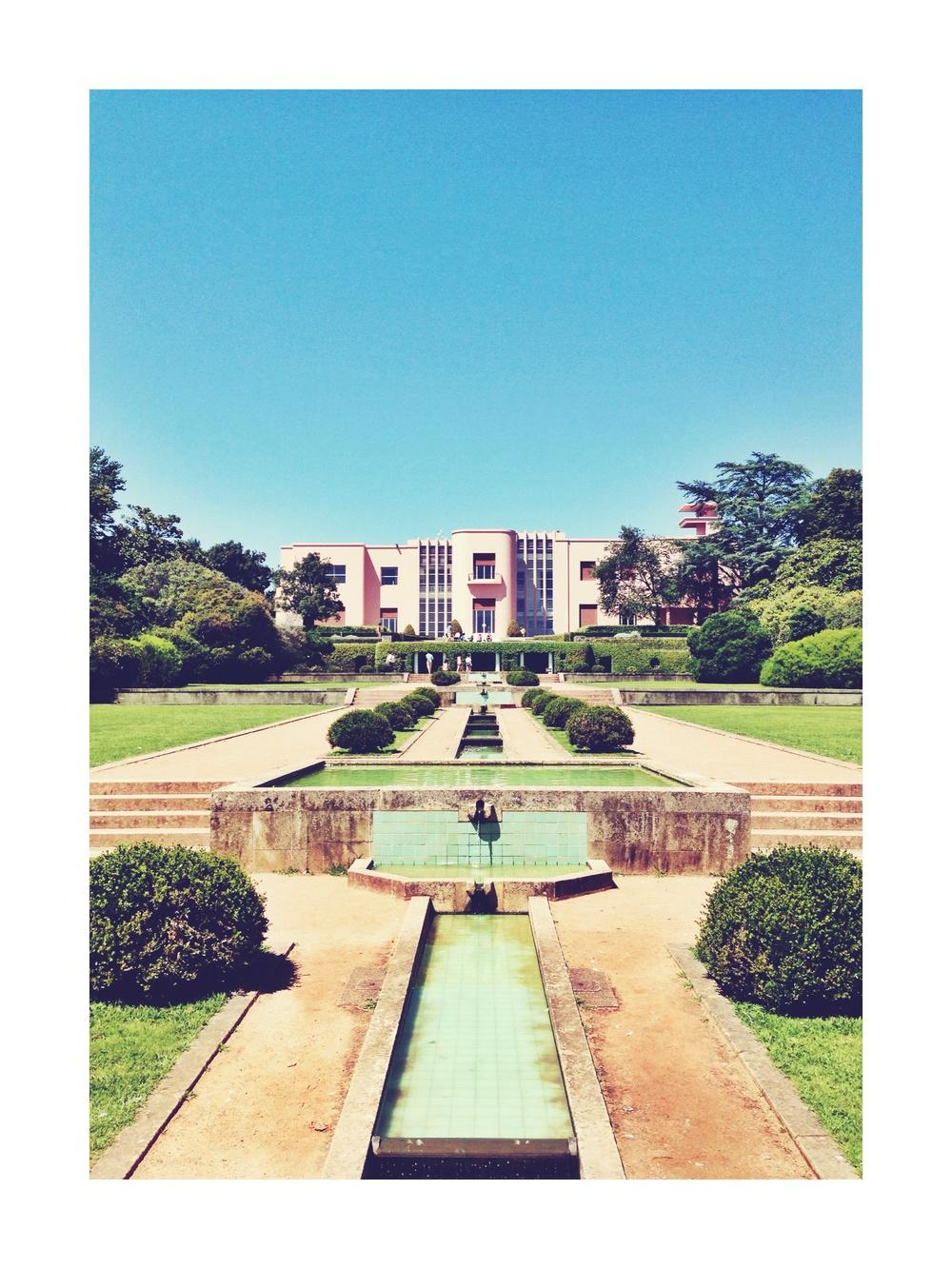 Serralves Foundation - Art Deco Villa by Silva
