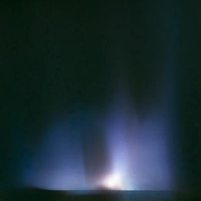 Kanhænde jeg sejler min Skude paa Grund; Men saa er det dog dejligt at fare! (Henrik Ibsen, Kjærlighedens Komedie) 2014 Inkjet print, mounted on aluminium 99,4 x 99,4 cm - 100 x 100 cm framed